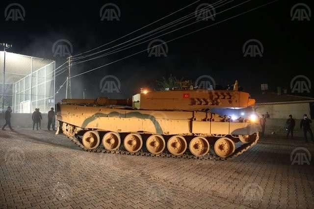 Сирия: вторжение турок в Идлиб. Пошёл обратный отсчёт!