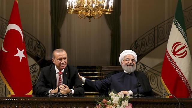 Турция и Иран выступили вместе против нового «Великого Израиля»