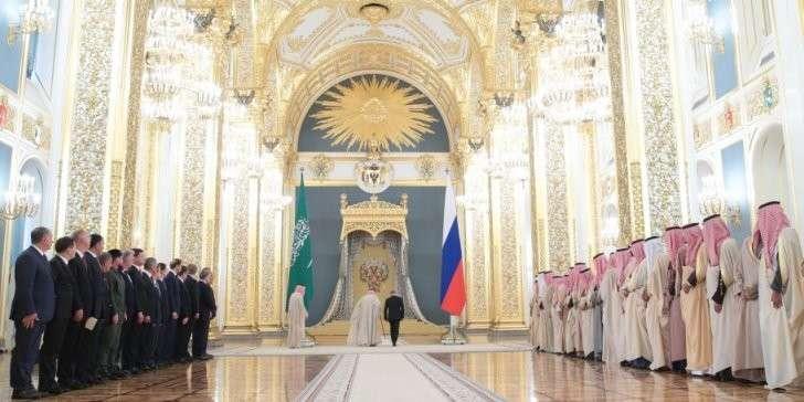 Саудовская Аравия закупила оружия у России на 3 млрд. долларов