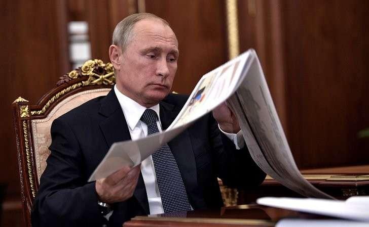 Навстрече сПредседателем Центризбиркома Эллой Памфиловой.