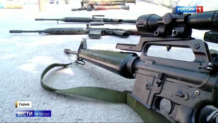 США поставили в Сирию своим наёмникам из ИГИЛ полторы тысячи грузовиков с оружием