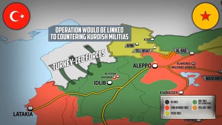 Сирия: стратегическая трасса Пальмира – Дейр эз Зор освобождена!