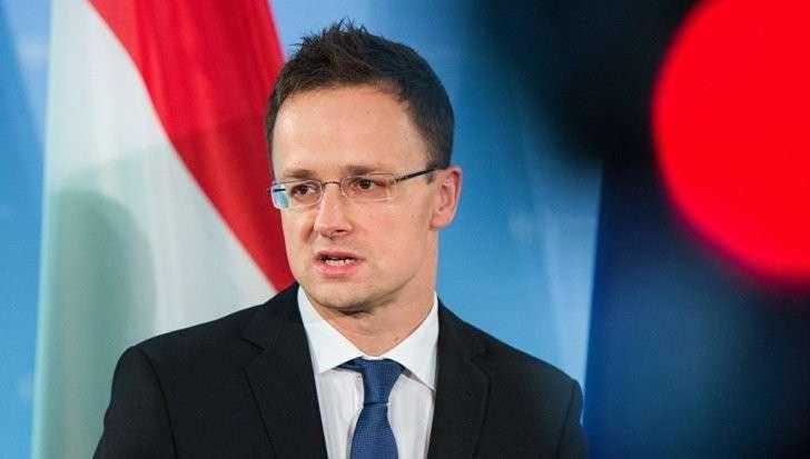 Венгрия разрывает соглашение об ассоциации Украины с ЕС