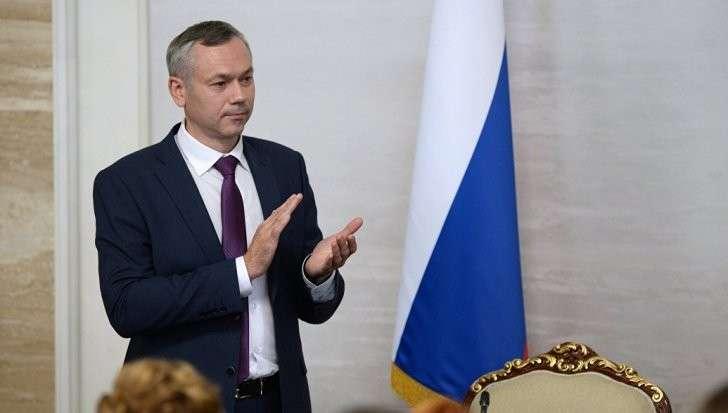 Чистка чиновников: правительство Новосибирской области отправилено в отставку