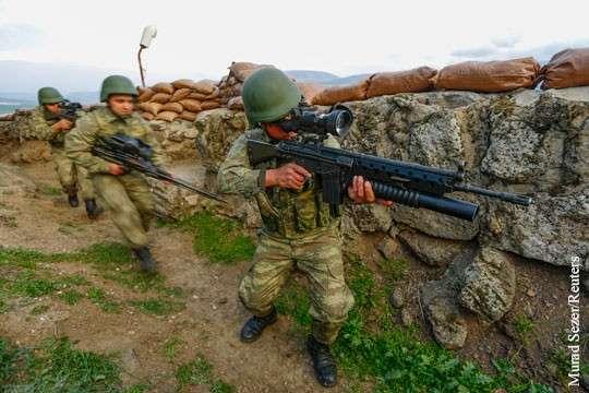 Сирия: анализ очередной попытки Турции вступить в сирийскую войну