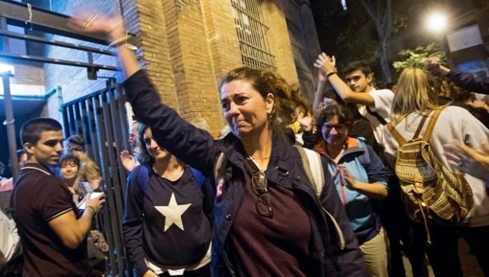 Каталония: главный сторонник самостийности выступит перед парламентом