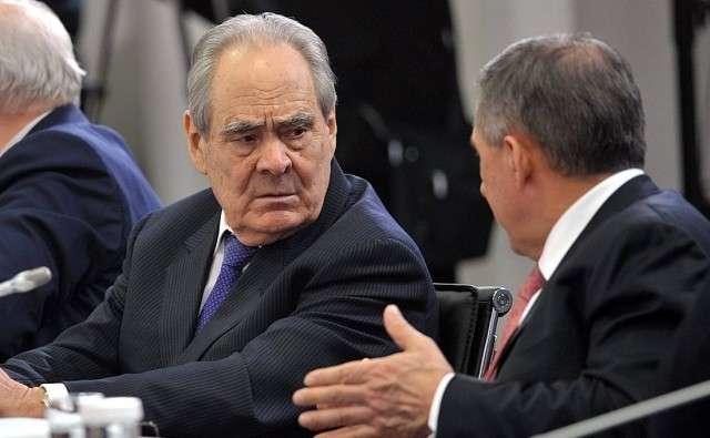Пенсионер Шаймиев ответил Путину: Татарстан – государство, будьте поосторожней