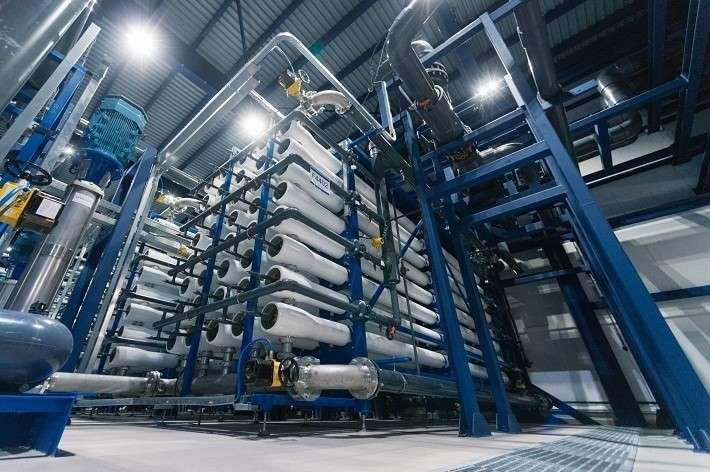 Московский НПЗ завершил строительство комплекса «Биосфера» для очистки сточных вод