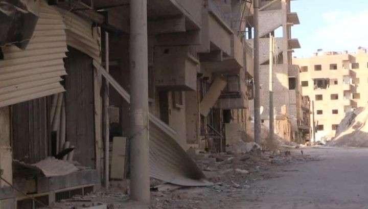 Минобороны России: США продолжают имитировать борьбу с ИГИЛ