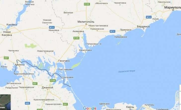 Загадка: зачем расширяется трасса Ростов – Мариуполь?!
