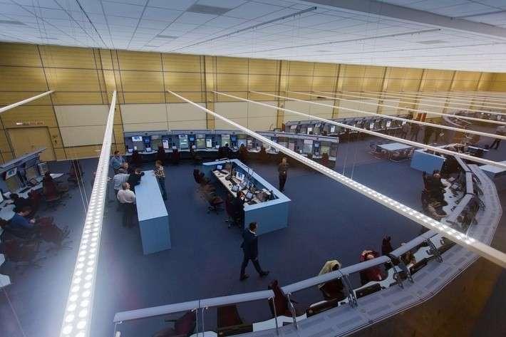 ВМоскве введен вэксплуатацию новый центр управления полетами