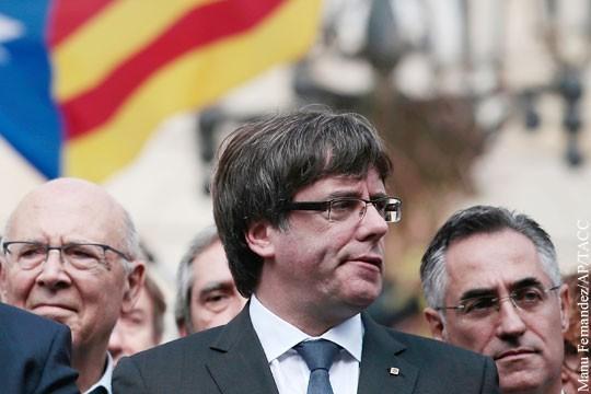 Каталония: революция поставлена на паузу но взорвётся в любой момент