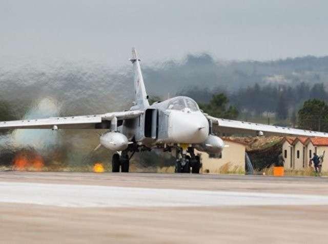 Крушение Су-24 в Сирии: детали аварии стали известны СМИ