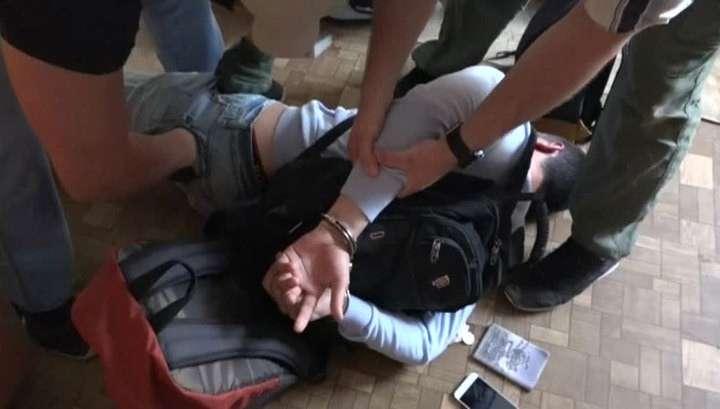 В Крыму пресечена деятельность ячейки террористической организации