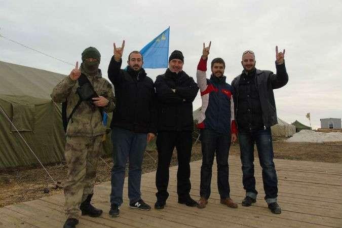 Крым: Бахчисарай превратили в базу Всемирного халифата. В городе аресты исламистов