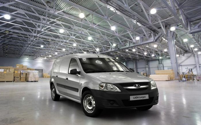 Автомобили LADA Lаrgus получили российский 16-клапанный двигатель
