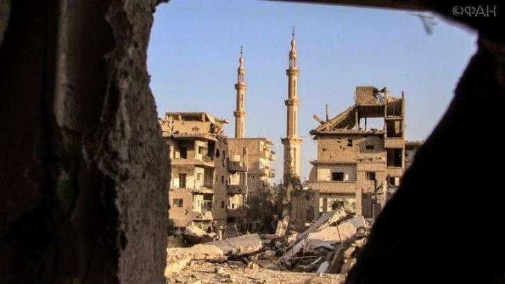 Сирия: репортаж с передовой в Дейр эз Зоре