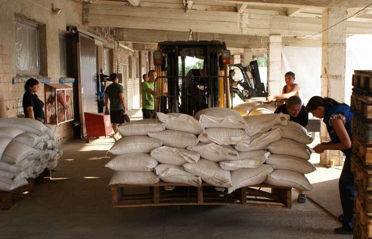 Россия будет доставлять помощь на Восток Украины по железной дороге