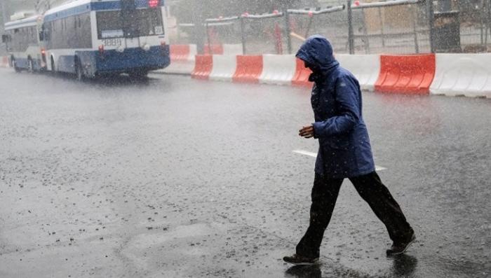 Москва: за три дня выпадет почти половина месячной нормы осадков