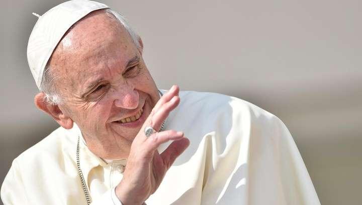 Обед с Папой Римским помог сбежать двум заключенным