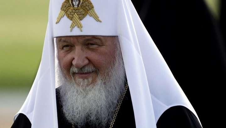 Патриарх впервые высказался о