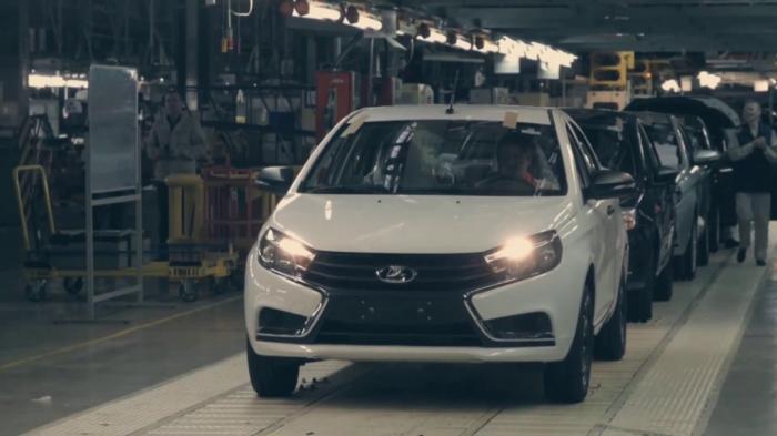 Ижевский автомобильный завод – современный завод мирового уровня