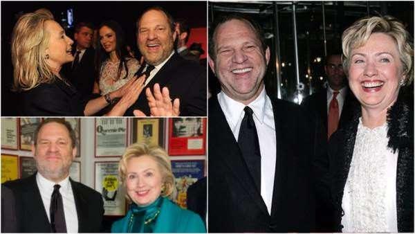 После секс-скандала с Вайнштейном педофилам и сатанистам Голливуда не до политики