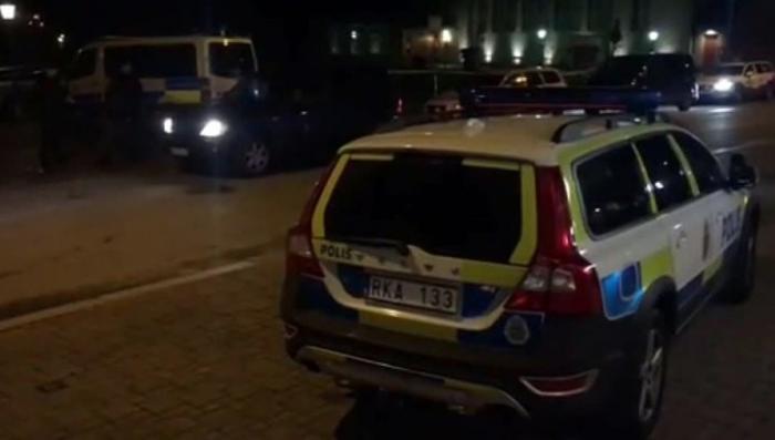 Стрельба в Швеции: четыре человека ранены, неизвестные скрылись