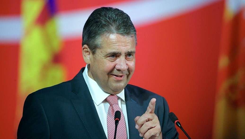 Глава МИД Германии заявил о возможном объединении Европы с Россией против США