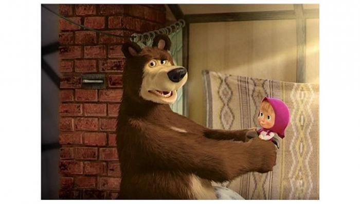 Новая серия мультфильма «Маша и Медведь» покоряет интернет