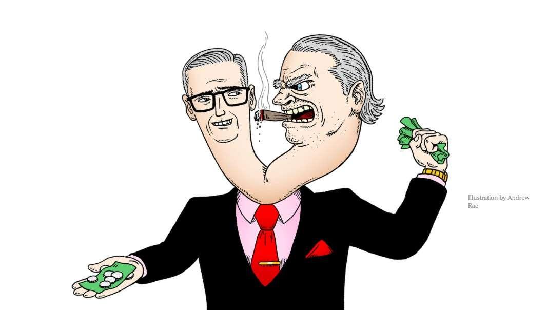 Банкиры – упыри, которых полагается спасать за наш счёт