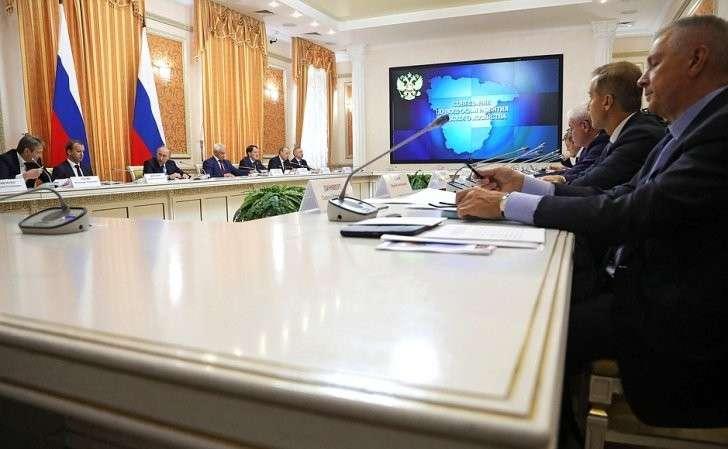 Владимир Путин провёл в Воронеже совещание по вопросам развития сельского хозяйства