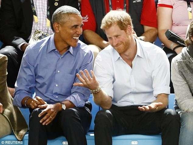Обама объединяется с британской королевской семьёй для свержения Трампа