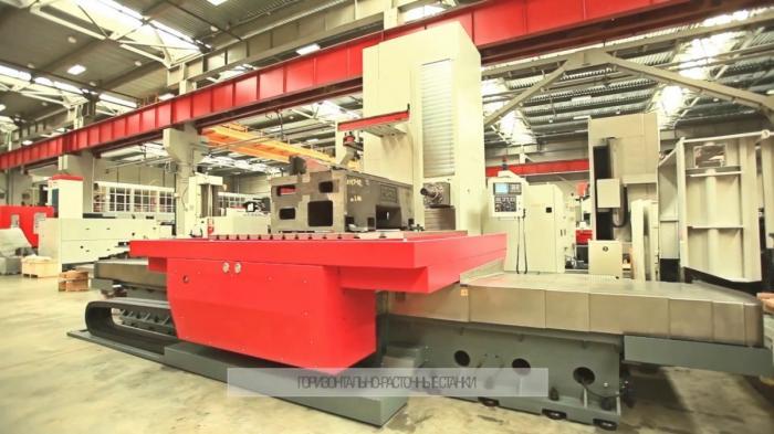Проект «Станкостроение» – производство металлообрабатывающих станков на территории России