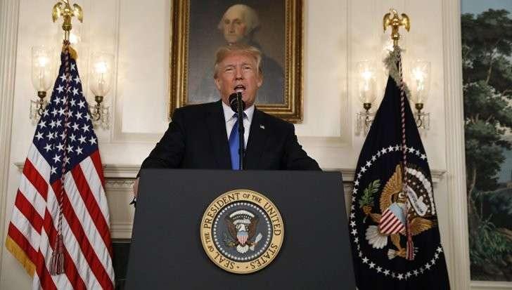 Дональд Трамп заложил бомбу под ядерную сделку с Ираном