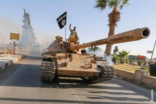 США перебросили из Ирака в Сирию более тысячи своих наёмников с танками и РСЗО