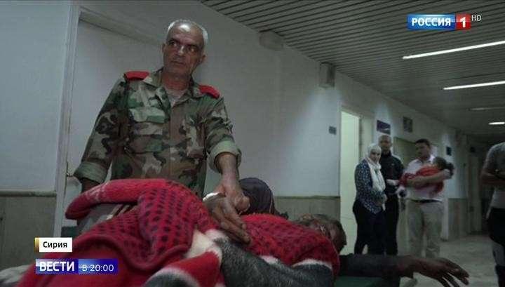 Американские наёмники взорвали в Сирии толпу беженцев: почти 200 жертв