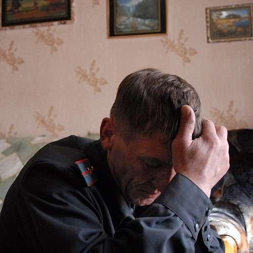 Один день сельского участкового, который раскрыл три убийства архив, участковый, сибирь, деревня, провинция, милиция, коченево, новосибирская область, длиннопост