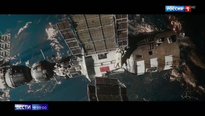 Фильм Салют-7 посмотрели более 200 тысяч человек. Лидер проката!