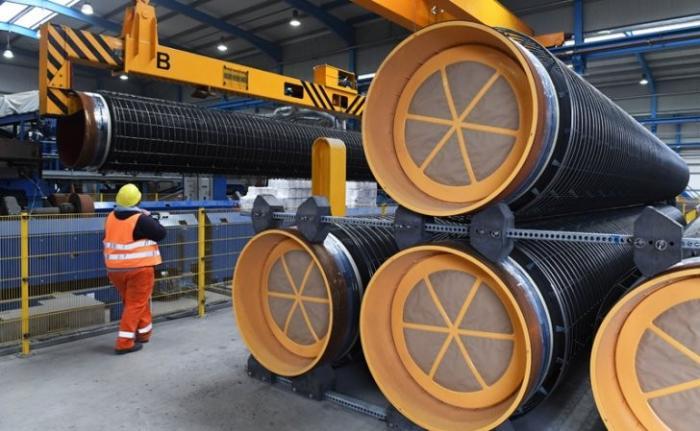 Европаразиты пытаются помешать строительству газопровода «Северный поток-2»