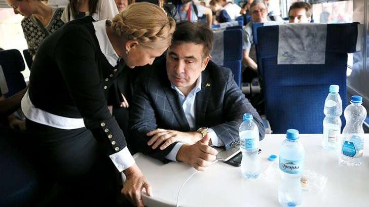 Юлька Тимошенко-Капительман тоже хочет побыть бандершой грабителей Украины