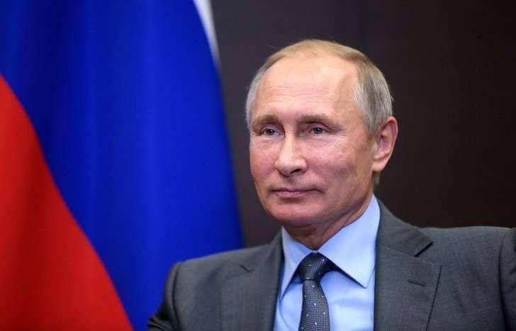 Владимир Путин назвал угрозой разрушение международного права и культуры паразитами