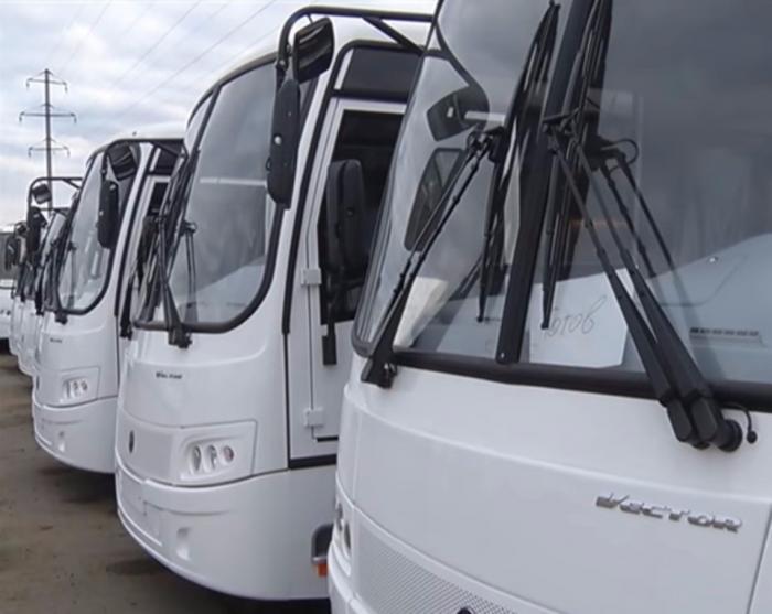 Омск: первая партия муниципальных автобусов поставлена заказчику