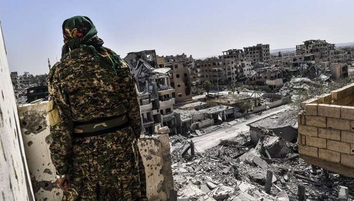 Сирия: США позволили своим наёмникам ИГИЛ эвакуироваться из Ракки
