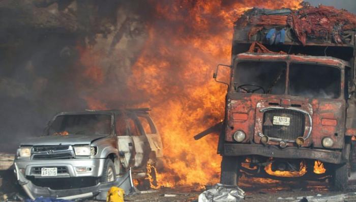 Теракты в столице Сомали Могадишо: 85 убитых и 250 раненых