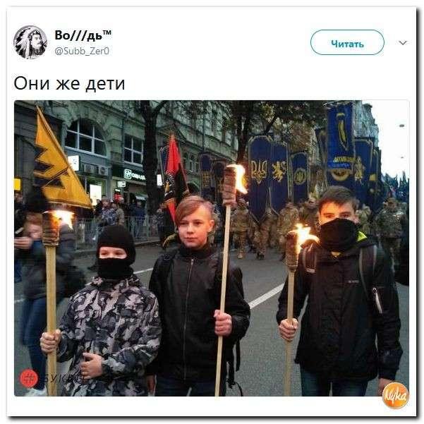 Юмор помогает нам пережить смуту: деьнги с Крымом покоя хлопцу не дают