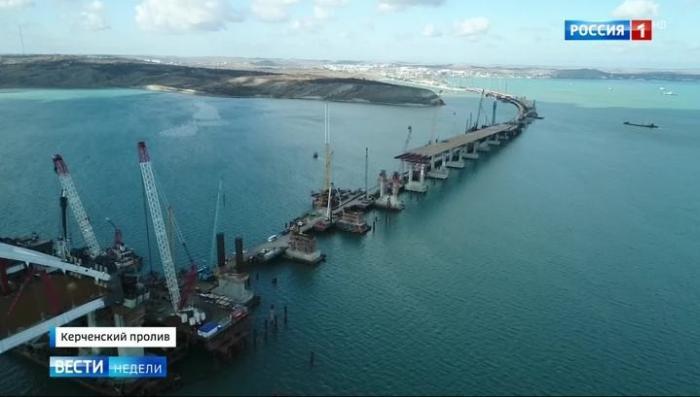 Керченский мост выдержит и штормовые ветра, и землетрясения