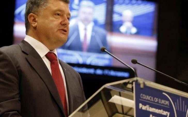 Сессия ПАСЕ знаменовала для Украины и лично для Порошенко приход беды