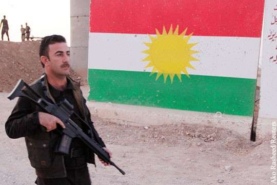 Ирак и Курдистан начали постреливать друг в друга