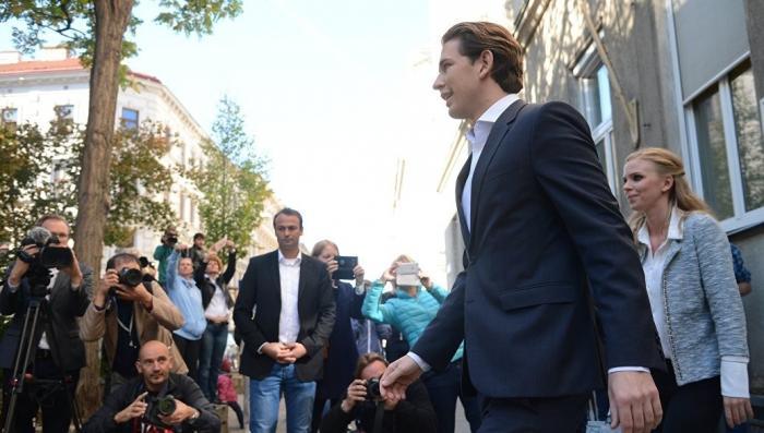 Выборы в Австрии: евроскептики из Свободы балансируют между вторым и третьим местом